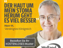 For a happy stoma, wähle Gold!